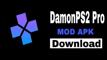 DamonPS2 Pro APK Download